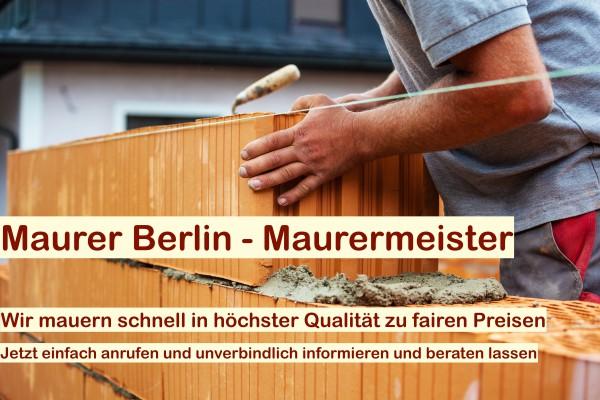 Maurer Berlin