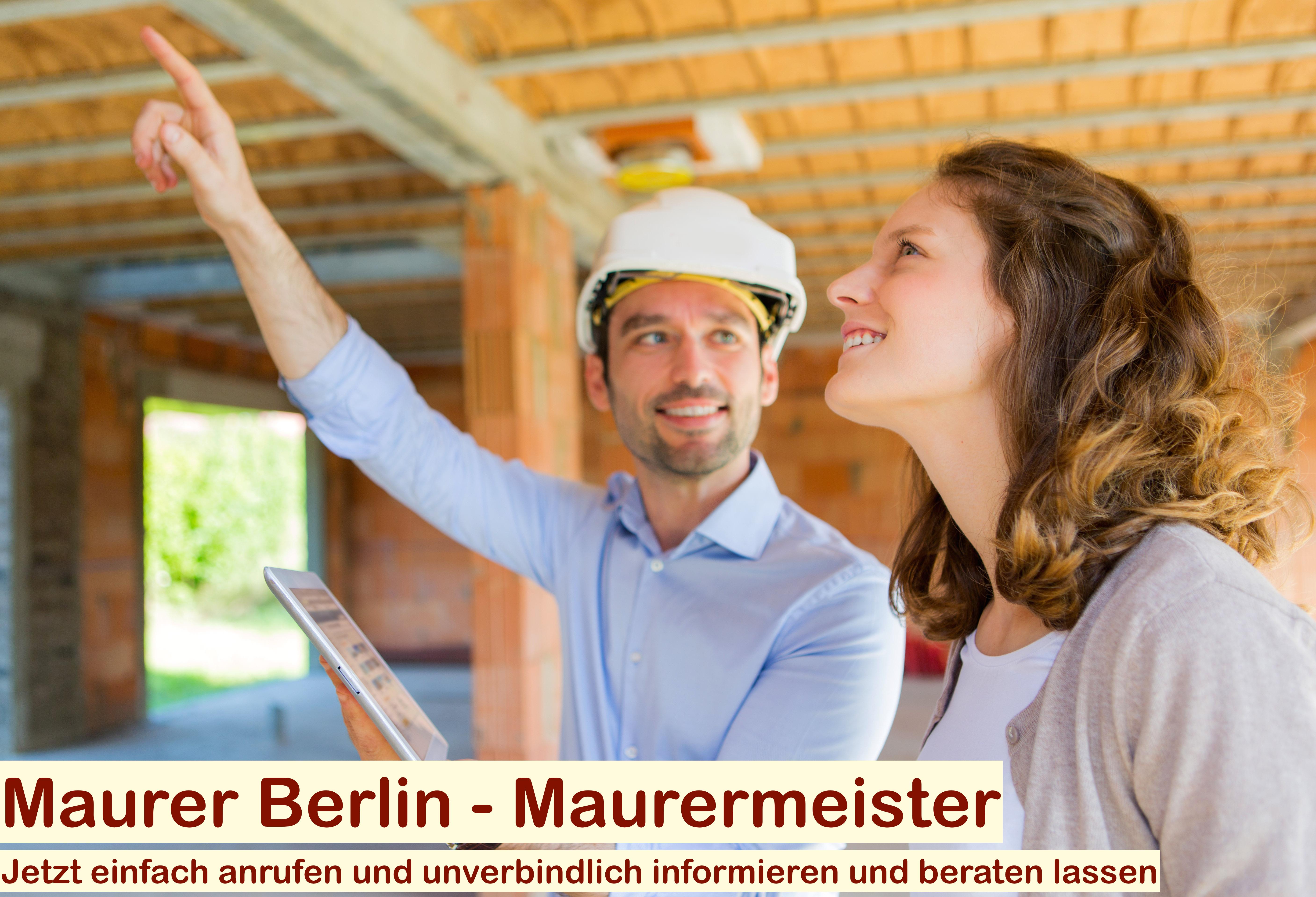 Ziegel Ziegelmauerwerk Berlin - Maurerarbeiten